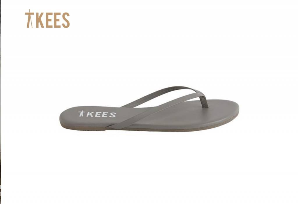 Leather Slip On Sandal