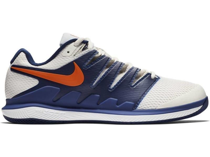 cabb004d Zoom Vapor X HC Blue Void/Orange Men's Shoe - Tennis Topia - Best ...