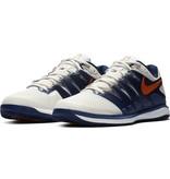 Nike Men's Zoom Vapor X Tennis Shoes Phantom White/ Blue Void