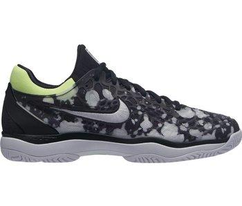 Nike Zoom Cage 3 PRM Black/Volt/White Men's Shoes