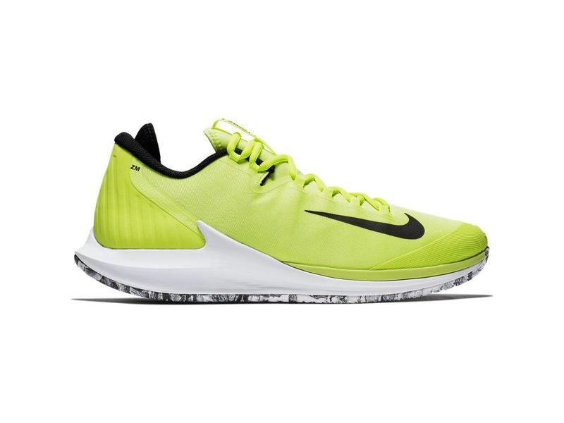 Court Air Zoom Zero HC Premium VoltBlack Men's Shoe
