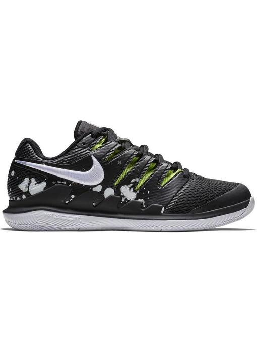Nike Zoom Vapor X PRM Black/Volt Men's Tennis Shoes