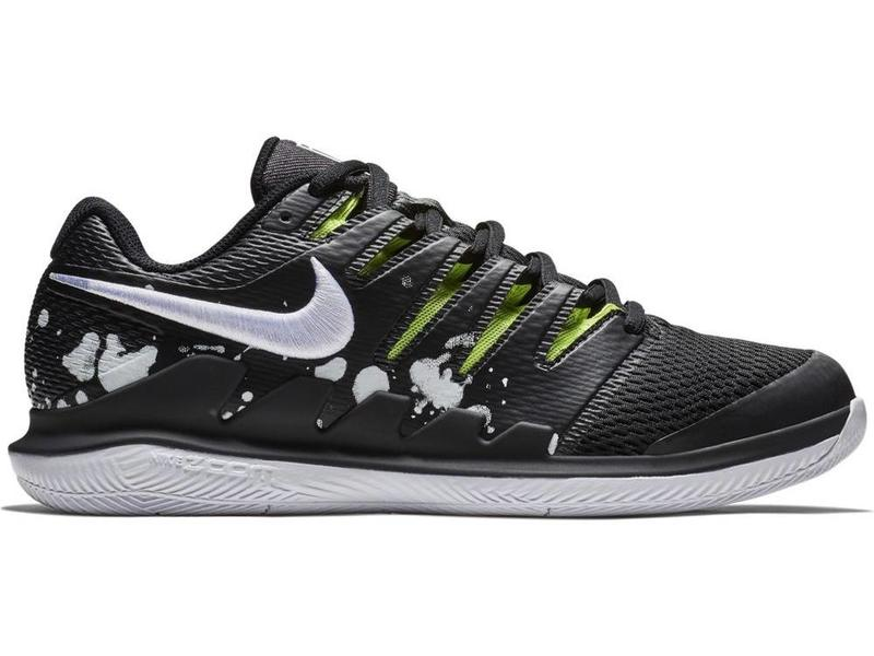ad7089c1f7 Zoom Vapor X PRM Black/Volt Men's Shoe - Tennis Topia - Best Sale ...