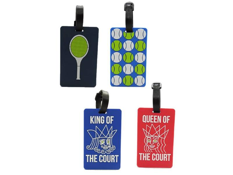 Racquet Inc Bag Tag