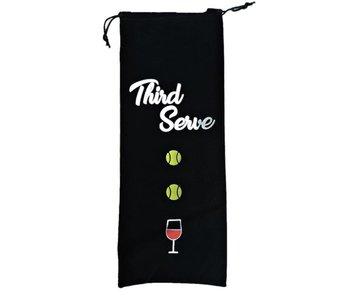 Racquet Inc Reusable Wine Bag