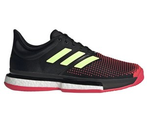 best website 5f0ea 0e06e SoleCourt Boost Bk Red Green Men s Shoes - Tennis Topia - Best Sale Prices  and Service in Tennis