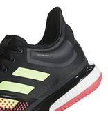Adidas SoleCourt Boost Bk/Red/Green Men's Shoes