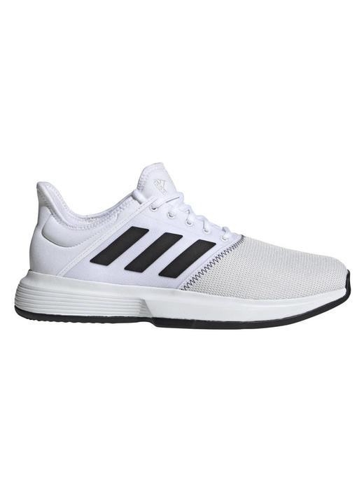 Adidas GameCourt Wide Men's Tennis Shoes White
