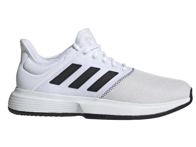 GameCourt Wide Men's Tennis Shoes White