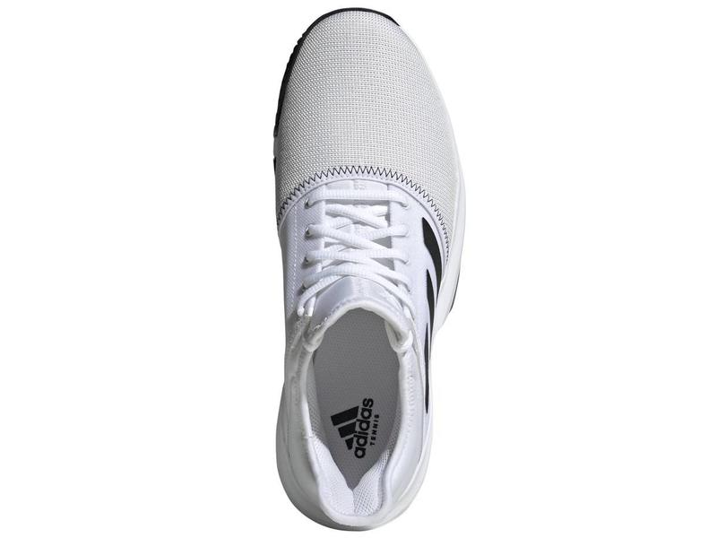 buy online 3300b 016c5 ... Adidas GameCourt Wide Mens Tennis Shoes ...