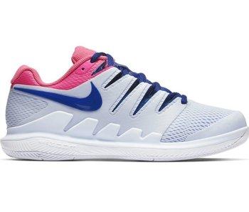 Nike Zoom Vapor X HC Half Blue/Pink Women's Shoe