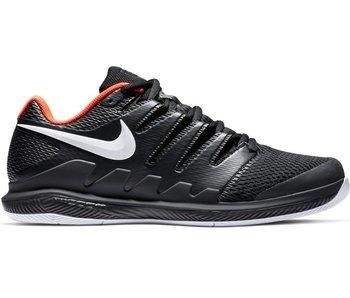Nike Zoom Vapor X HC Black/Crimson Men's Shoe