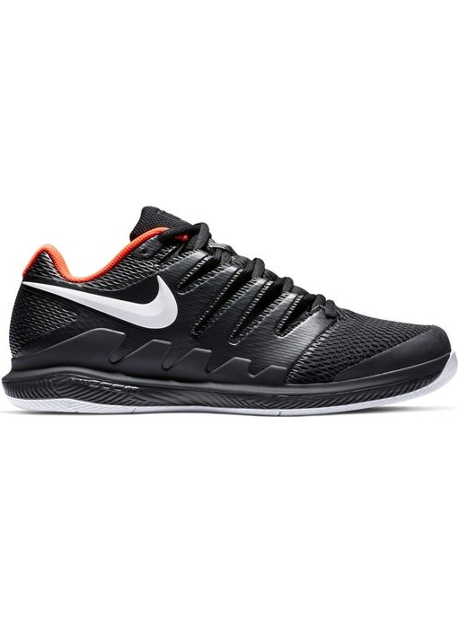 Nike Zoom Vapor X HC Black/Crimson Men's Shoe