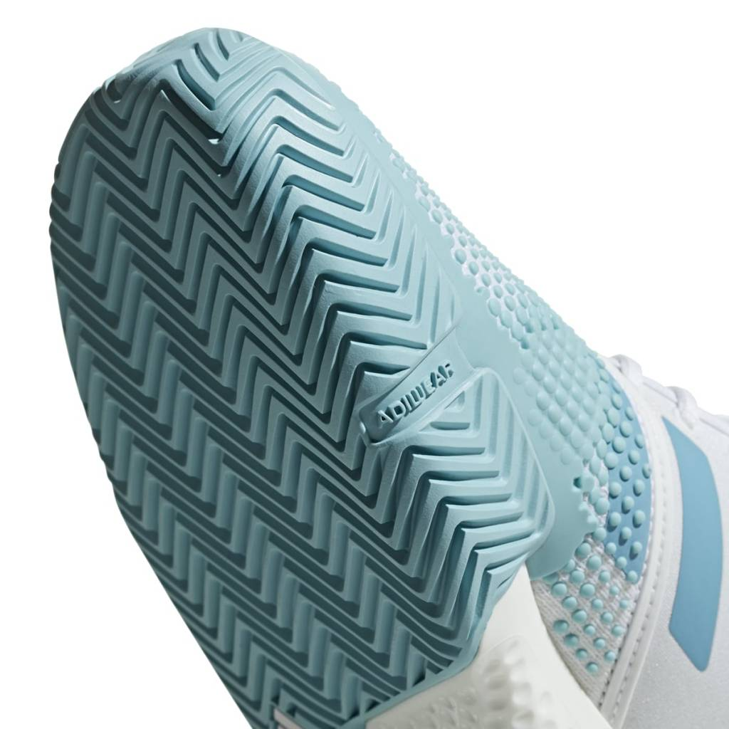 SoleCourt Boost Parley White Blue Women's Shoe