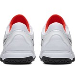 Nike Men's Zoom Cage 3 White/Black/Bright Crimson Tennis Shoes