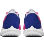 Nike Women's Court Air Zoom Zero Pink Blast/Indigo Tennis Shoes