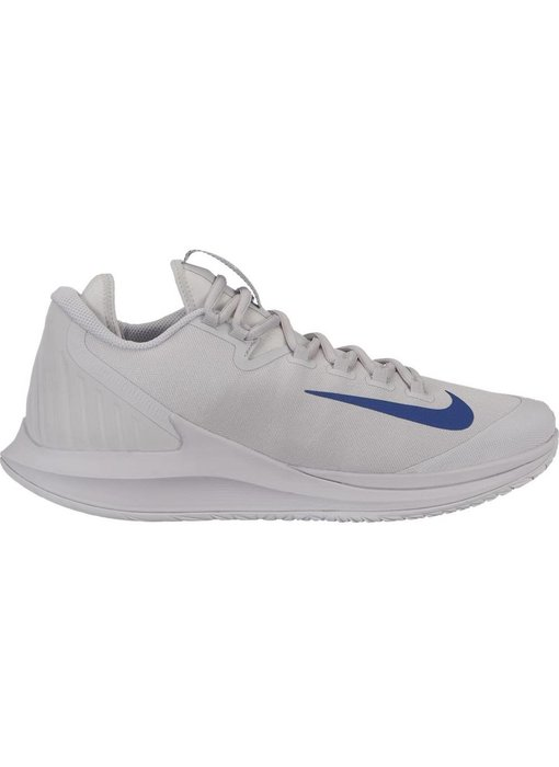 Nike Court Men's Air Zoom Zero Vast Grey/Indigo Tennis Shoes