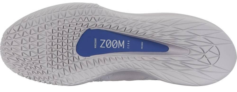 b88c219115b8b ... Nike Court Men's Air Zoom Zero Vast Grey/Indigo Tennis Shoes ...