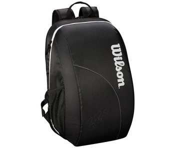 Wilson Fed Team Black/White Tennis Backpack