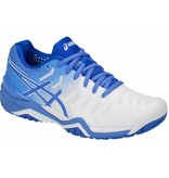 Asics Gel-Resolution 7 White/Blue Coast Women's Shoe