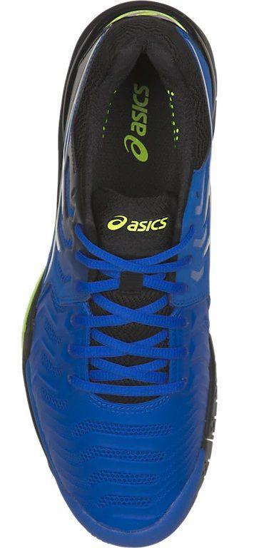 00131bc5c4f211 ... Asics Men's Gel-Resolution Illusion Blue/Silver Tennis Shoes ...