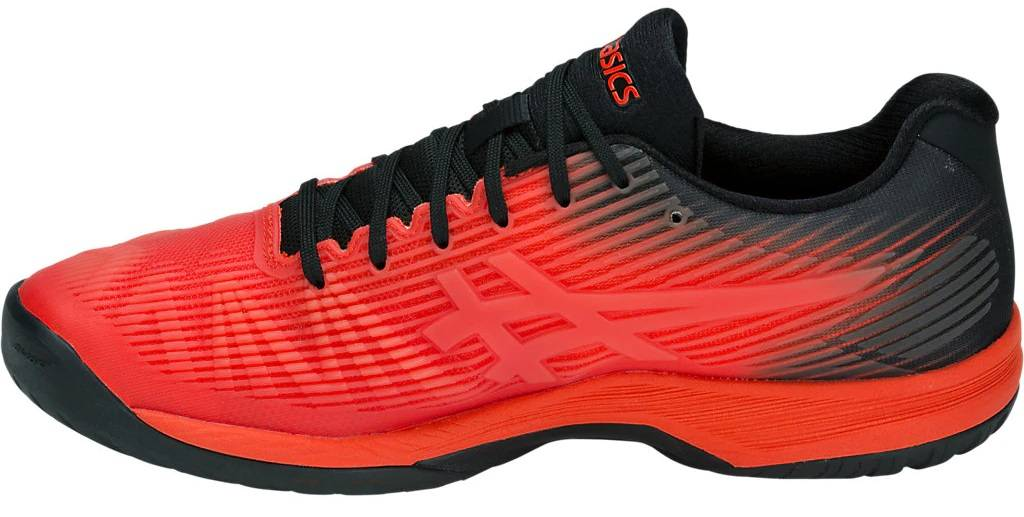 53f550cc Solution Speed FF Cherry Tomato Red/Black Men's Shoes
