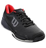 Wilson Men's  Rush Pro 2.5 2019 Black/Red Tennis Shoes