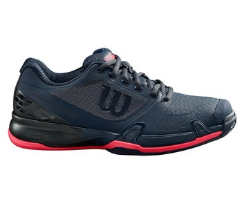Wilson Women's Rush Pro 2.5 2019 Blueberry/Black/Pink Tennis Shoes