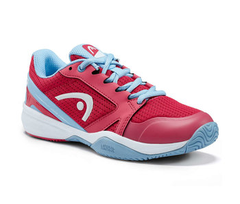 Head Juniors Sprint 2.5 Magenta/Light Blue Tennis Shoes