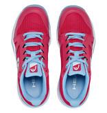 Head Juniors Sprint 2.5 Magenta/Light Blue Tennis Shoes