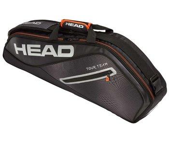 Head Tour Team 3R Black/Silver Pro Tennis Bag