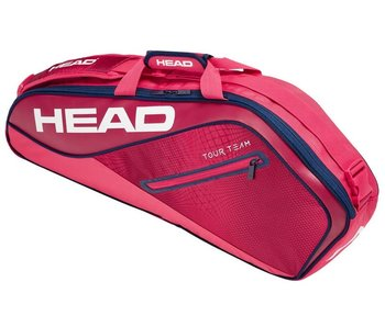 Head Tour Team 3R Raspberry/Navy Pro Tennis Bag