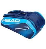 Head Tour Team 12R Navy Monstercombi Tennis Bag