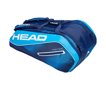 Head Tour Team 12R Navy Monstercombi Tennis Bag