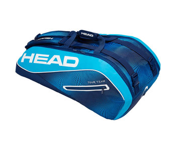 Head Tour Team 9R Navy Supercombi Tennis Bag
