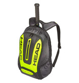 Head Extreme Tour Team Backpack Tennis Bag Black/ Neon Yellow
