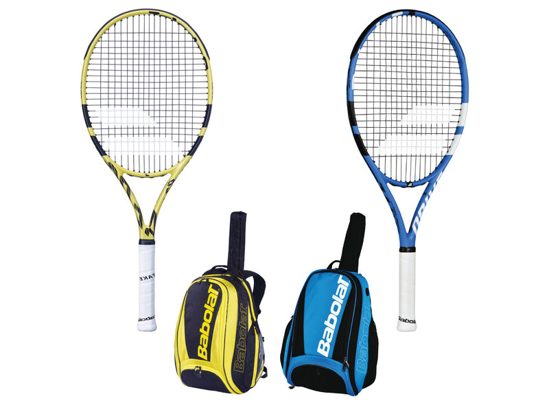 Babolat Junior Intermediate Summer Tennis Camp Package 2019