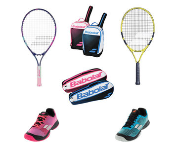 Junior Beginner Summer Tennis Camp Package