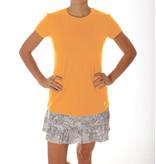 Georgetown Prep Short Sleeve White, Yellow or Orange