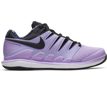 Nike Women's Zoom Vapor X WIDE Purple/Black Tennis Shoes