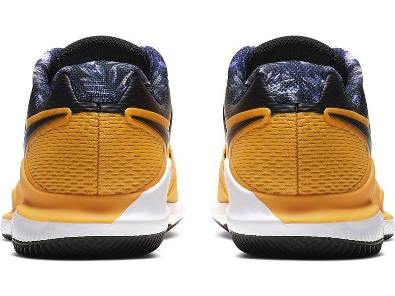 Nike Men's Zoom Vapor X Gold/Black Tennis Shoes