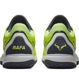 Nike Men's Zoom Cage 3 Volt Glow/Carbon Grey Tennis Shoes