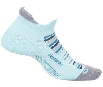 Feetures Elite Max Cushion No Show Tab Socks Fiji Large