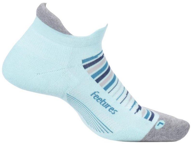Feetures Elite Max Cushion No Show Tab Socks Fiji Medium