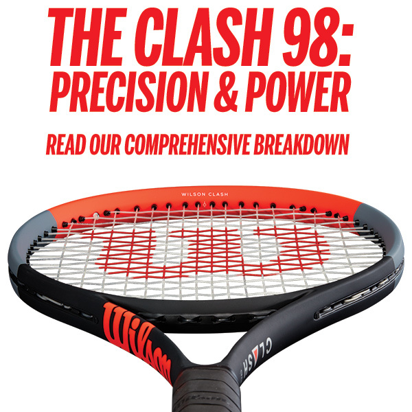 Wilson Clash 98 Tennis Racquets - Full Review