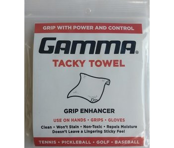 Gamma Tacky Towel Grip Enhancer