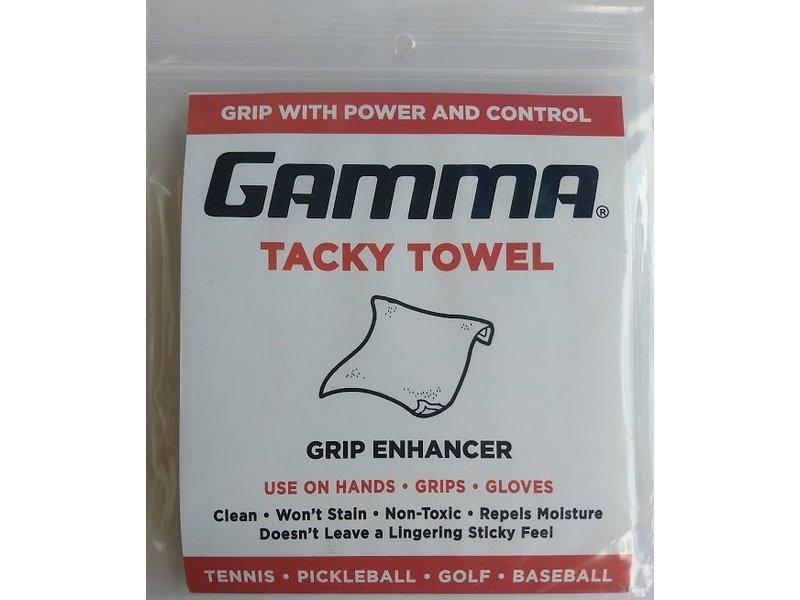 Gamma Tacky Towel Grip Enhancer