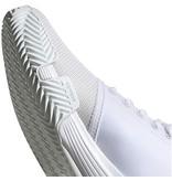 Adidas Women's GameCourt Tennis Shoes White/Blue Tint
