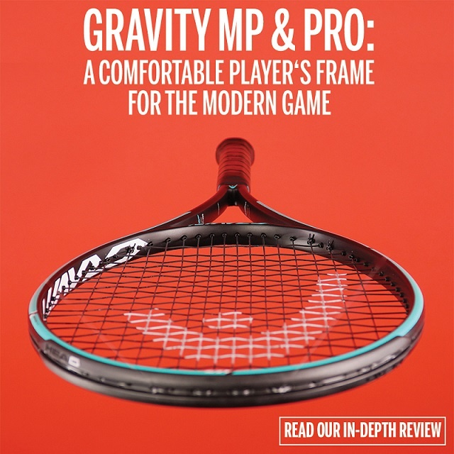Head Gravity Tennis Racquets - Full Review