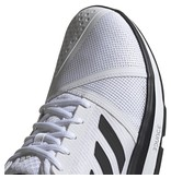 Adidas CourtJam Bounce WIDE White/Black Men's Shoe